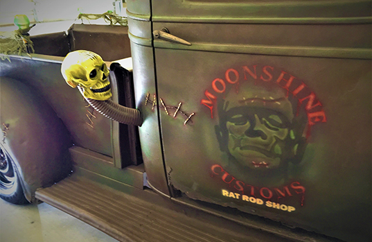 Custom Hot Rods Wilmington NC - Moonshine Customs