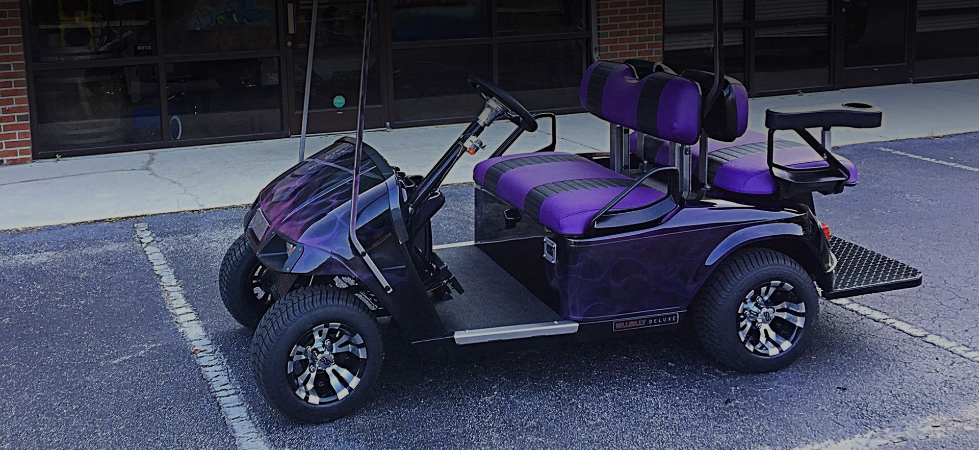 Custom Golf Cart Wilmington NC